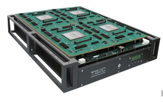 Guowei Sierxin launched a 300 million gate prototype verification system using Stratix 10 GX 10M FPGA.